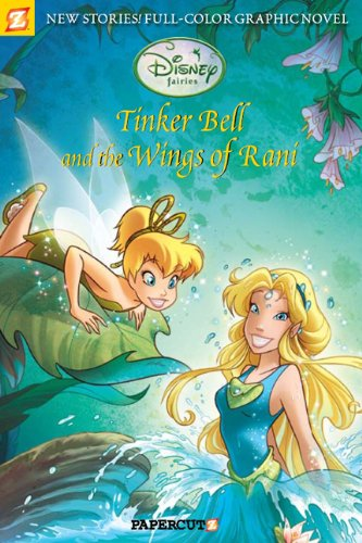 9781597072274: Disney Fairies Graphic Novel #2: Tinker Bell and the Wings of Rani