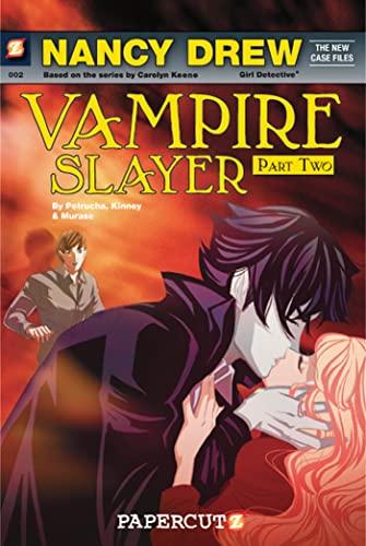 9781597072342: A Vampire's Slayer (Nancy Drew: The New Case Files, No. 2)