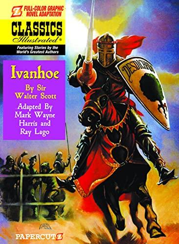 9781597072489: Classics Illustrated #13: Ivanhoe (Classics Illustrated Graphic Novels)