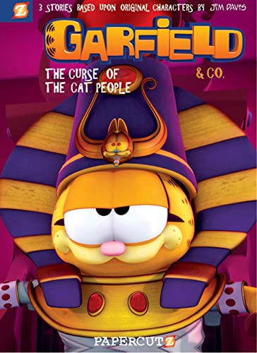 9781597072670: Garfield & Co. #2: The Curse of the Cat People (Garfield Graphic Novels)