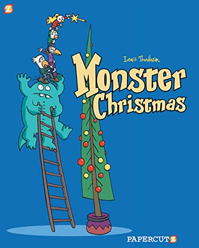 9781597072885: Monster Graphic Novels: Monster Christmas