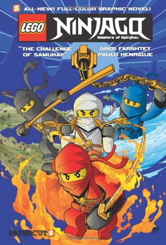 9781597072977: The Challenge of Samukai (Lego Ninjago : Masters of Spinjitzu, No. 1)