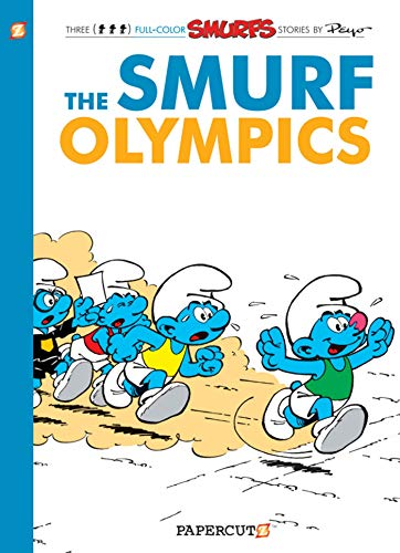 Smurfs 11:The Smurf Olympics, The (Smurfs Graphic Novels): Delporte, Yvan