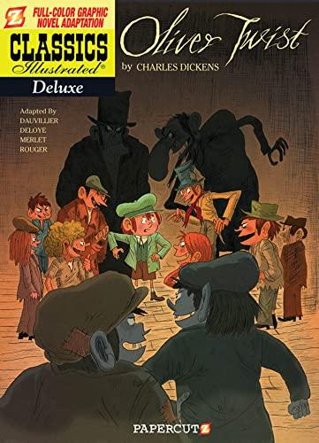 9781597073080: Classics Illustrated Deluxe #8: Oliver Twist (Classics Illustrated Deluxe Graphic Nove)