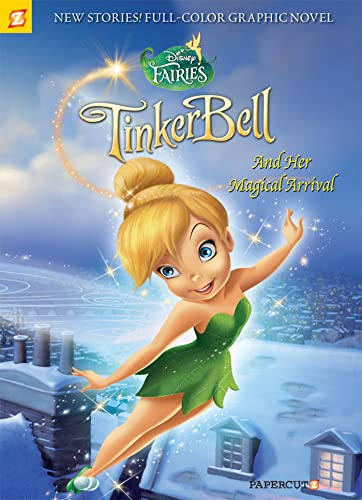 9781597073233: Disney Fairies Graphic Novel #9: Tinker Bell and Her Magical Arrival