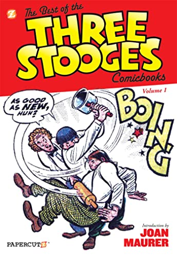 9781597073288: Best of the Three Stooges Comicbooks #1, The (The Best of the Three Stooges)