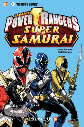Power Rangers Super Samurai #1: Memory Short: Petrucha, Stefan