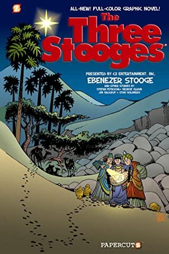 9781597073370: The Three Stooges Graphic Novels #2: Ebenezer Stooge