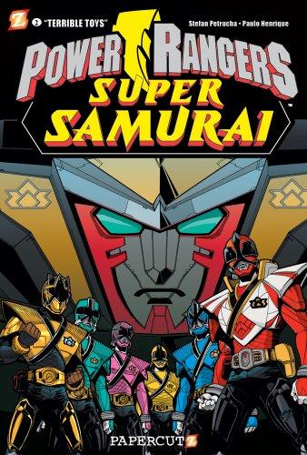 9781597073394: Power Rangers Super Samurai #2: Terrible Toys