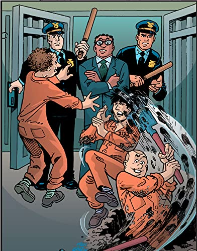 9781597073653: The Three Stooges Graphic Novels #3: Cell Block Heads (Three Stooges Graphic Novels (Quality Paperback))