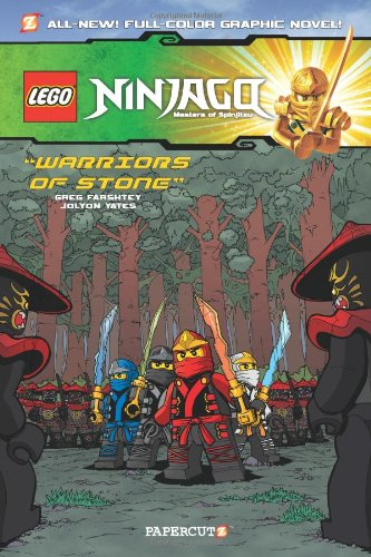 LEGO® Ninjago #6: Warriors of Stone