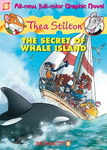9781597074032: Thea Stilton Graphic Novels #1: The Secret of Whale Island