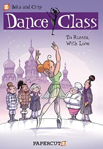Dance Class #5: To Russia, With Love: Beka