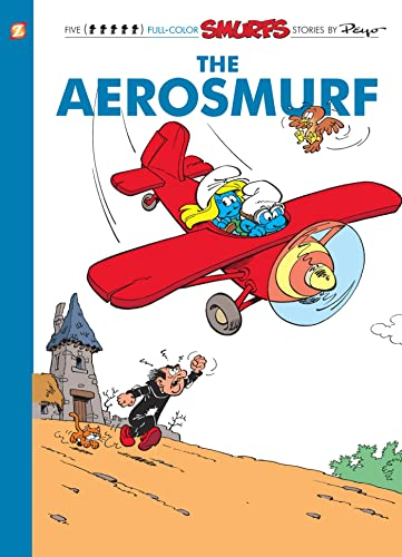 The Smurfs: v.16: Aerosmurf: Peyo