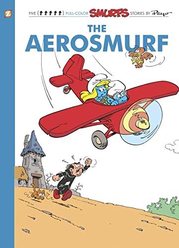 9781597074278: The Smurfs #16: The Aerosmurf (The Smurfs Graphic Novels)