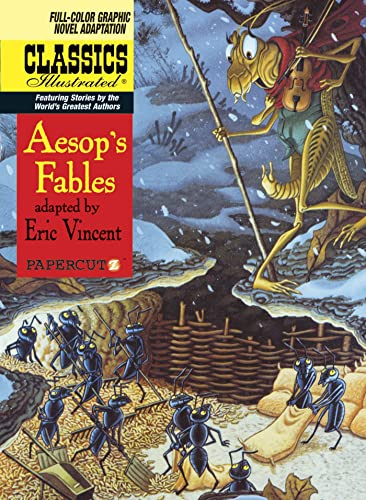 9781597074414: Classics Illustrated #18: AesopÆs Fables (Classics Illustrated Graphic Novels)