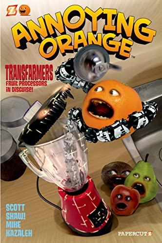 Annoying Orange #5: Transfarmers: Food Processors in Disguise! (Annoying Orange Graphic Novels): ...