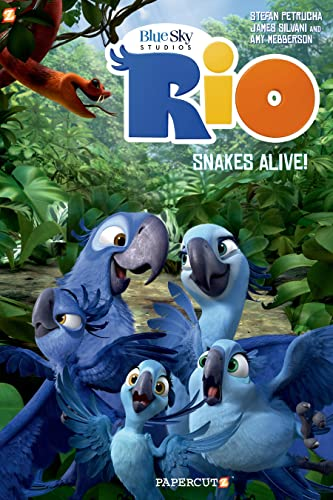9781597075077: Rio #1: Snakes Alive! (Rio Graphic Novels)