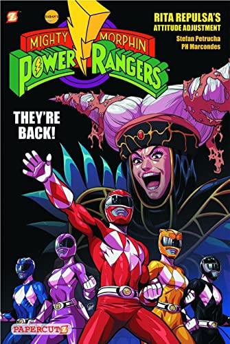 9781597076968: Mighty Morphin Power Rangers #1: Rita Repulsa's Attitude Adjustment