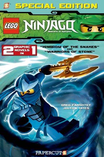 9781597076999: LEGO Ninjago Special Edition #3