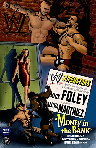 9781597077200: WWE Superstars #1: Money In the Bank