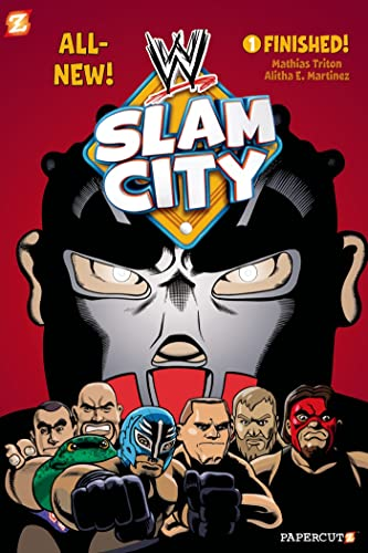 9781597077224: WWE Slam City #1: Finished