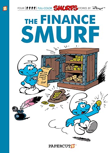 9781597077255: Smurfs #18: The Finance Smurf, The (The Smurfs Graphic Novels)