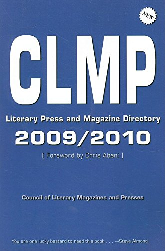 9781597091527: CLMP Literary Press and Magazine Directory 2009/2010 (CLMP Directory of Literary Magazines & Presses)
