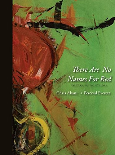 There Are No Names for Red (1597094579) by ABANI, CHRIS