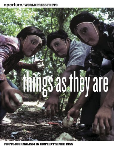 Things As They Are: Mary Panzer; Christian Caujolle