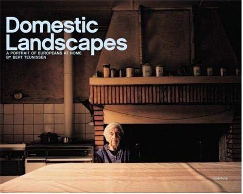 9781597110402: Bert Teunissen: Domestic Landscapes: A Portrait of Europeans at Home