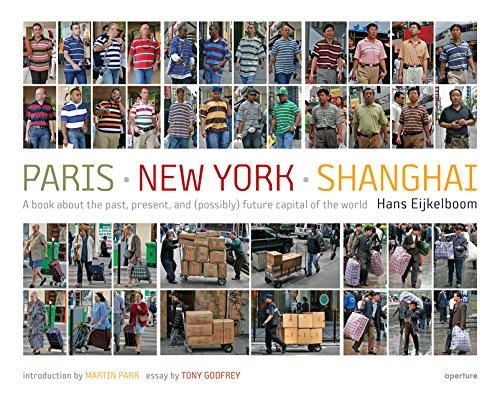 9781597110440: Hans Eijkelboom: Paris-New York-Shanghai