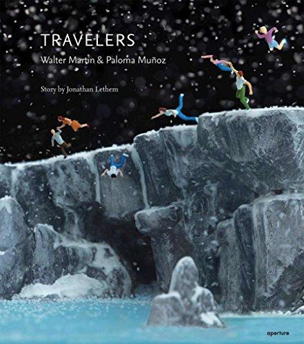 9781597110730: Walter Martin / Paloma Muñoz: Travelers