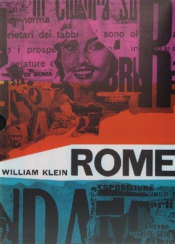 William Klein Rome: Moravia, Alberto & Pier Paolo Pasolini & Ennio Flaiano & William Klein