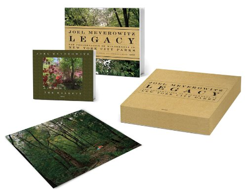 9781597111348: Joel Meyerowitz: Legacy Box Set: The Preservation of Wilderness in New York City Parks