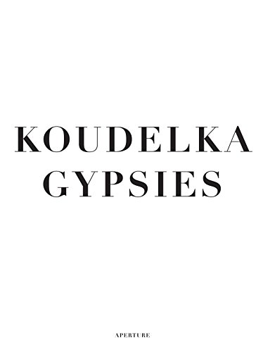 Gypsies (Hardback): Josef Koudelka