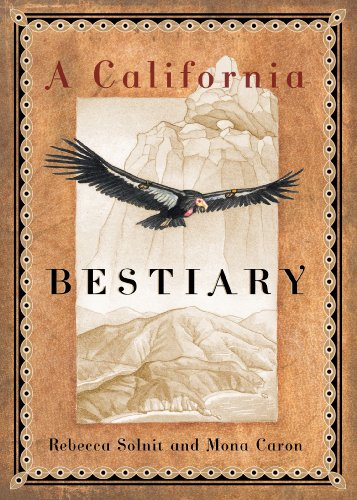 9781597141253: A California Bestiary
