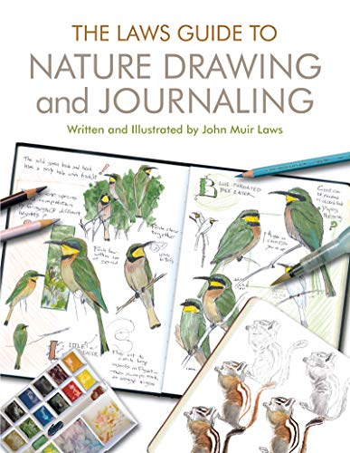 9781597143158: Laws Guide to Nature Drawing and Journaling