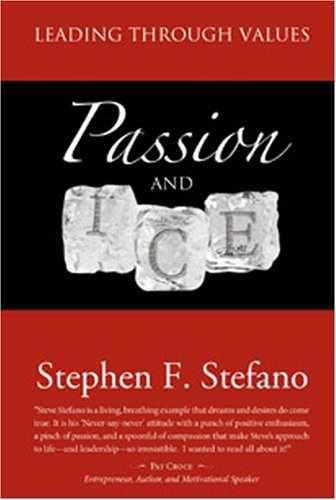 Passion and ICE: Stefano, Stephen F.