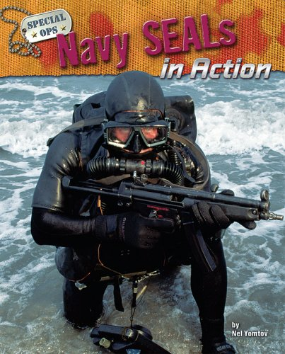 9781597166300: Navy SEALs in Action (Special Ops)