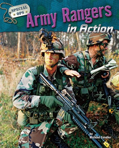 9781597166324: Army Rangers in Action (Special Ops)