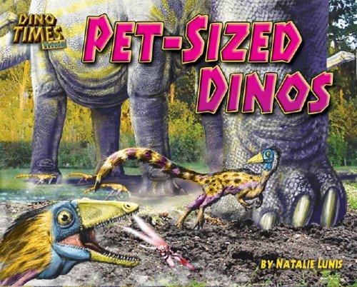 9781597167109: Pet-Sized Dinos (Dino Times Trivia)