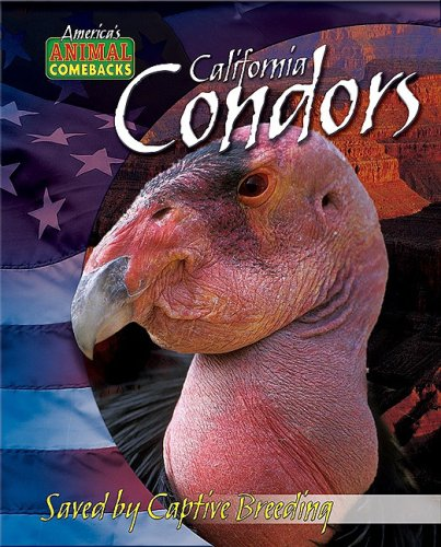 9781597167413: California Condors: Saved by Captive Breeding (America's Animal Comebacks)