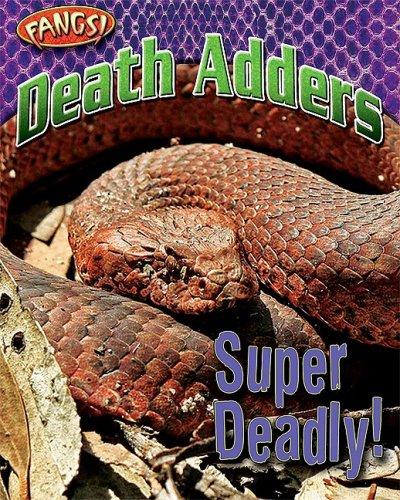 9781597167642: Death Adders: Super Deadly! (Fangs)