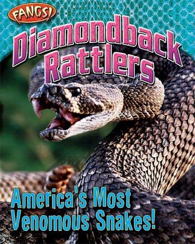 9781597167659: Diamondback Rattlers: America's Most Venomous Snakes! (Fangs)