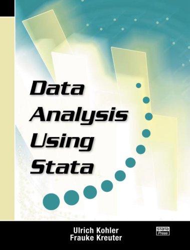 9781597180078: Data Analysis Using Stata