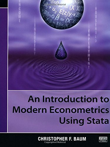 9781597180139: An Introduction to Modern Econometrics Using Stata