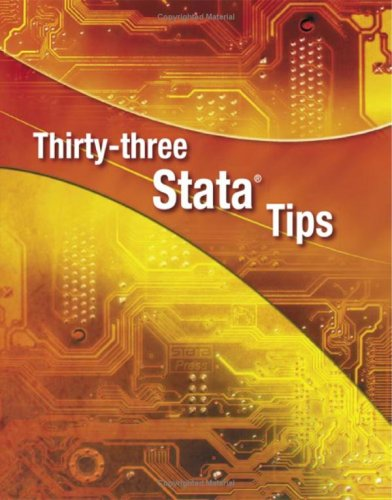 Thirty-three Stata Tips