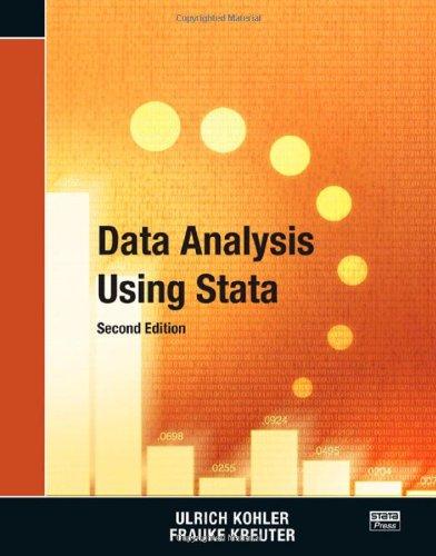 9781597180467: Data Analysis Using Stata, Second Edition