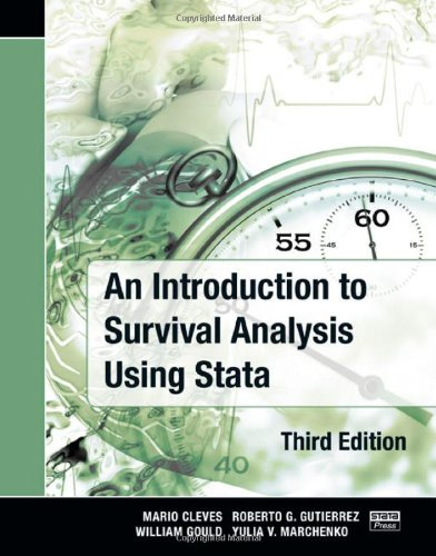 9781597180740: An Introduction to Survival Analysis Using Stata, Third Edition